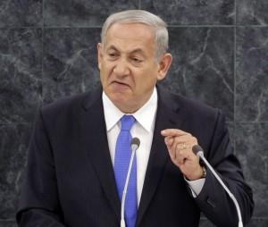 Bibi Netanyahu UNGA